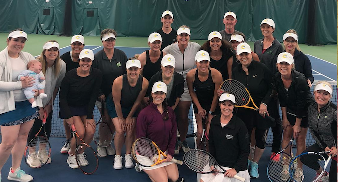 OKC Tennis Center Play Date benefitting Serving Up Aces