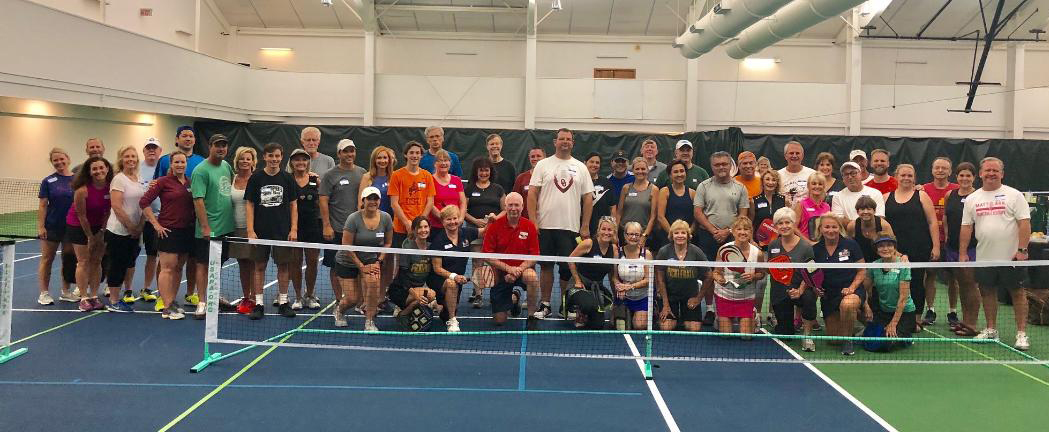 Pickleball Play Date at Oak Tree Country Club