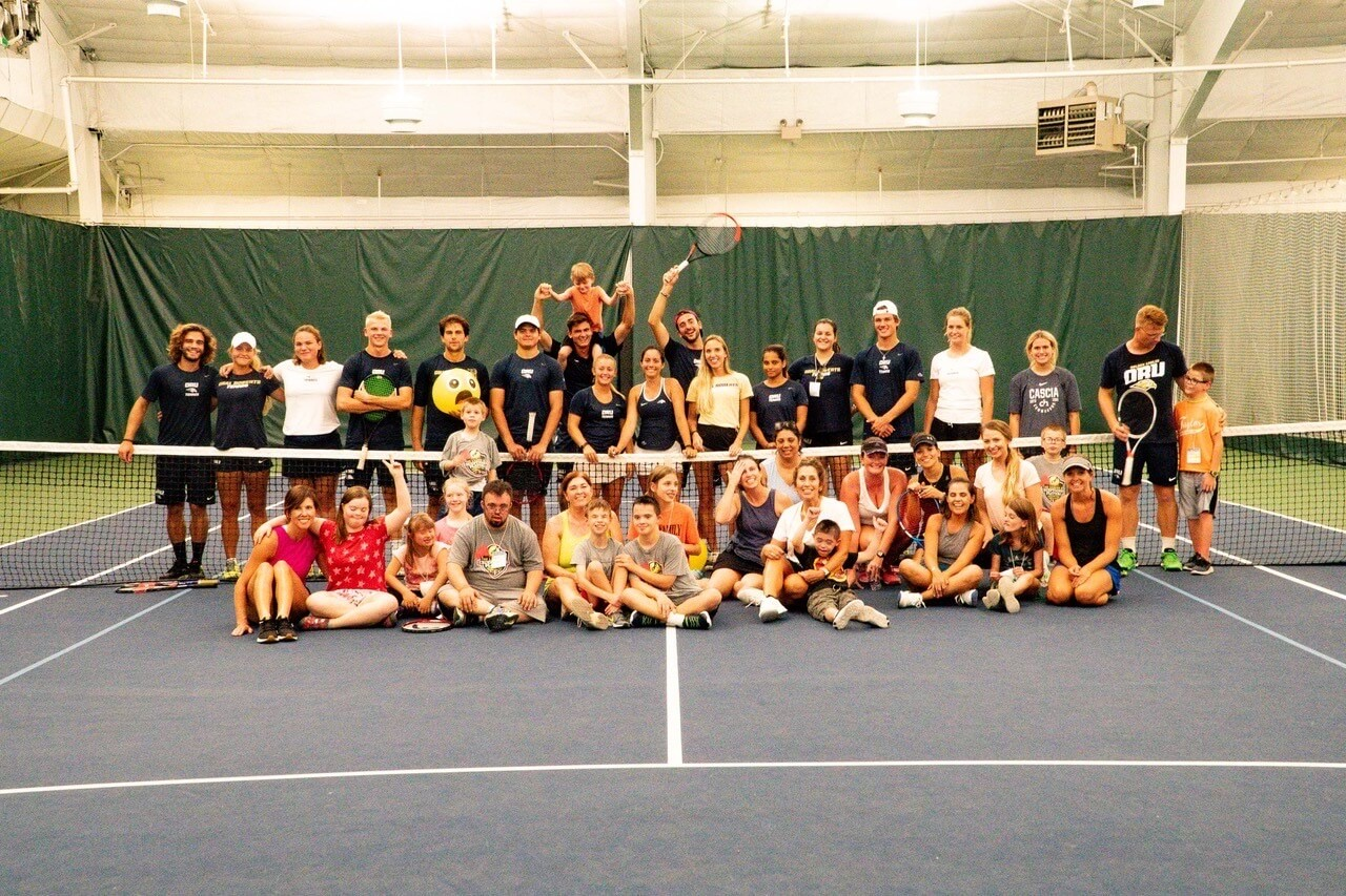 The League of Exceptional Players, The Case Tennis Center at LaFortune Park, Tulsa