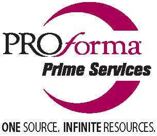 Proforma Logo with Tagline